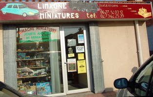 magasin limagne miniatures